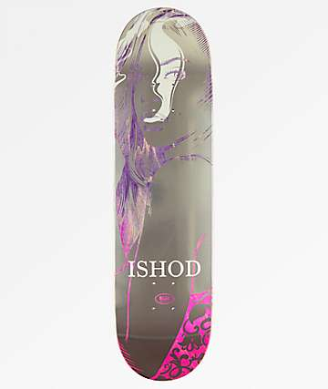 "Real Ishod Hotbox Shine 8.38"" Skateboard Deck"