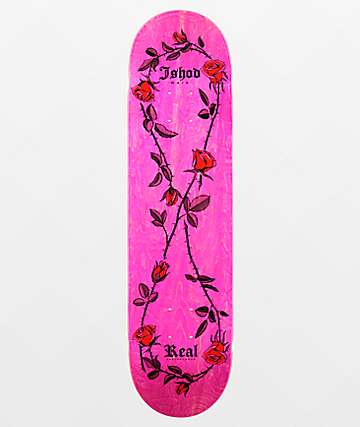 "Real Ishod Infinity 8.18"" Skateboard Deck"
