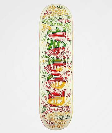 "Real Ishod Royal Spectrum 8.25"" Skateboard Deck"