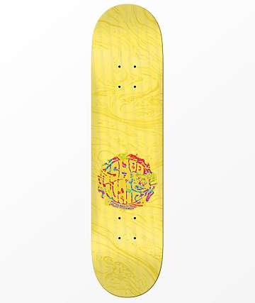 "Real Ishod Slickadelic Iced 8.3"" Skateboard Deck"