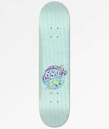 "Real Kyle Slickadelic Iced 8.25"" Skateboard Deck"