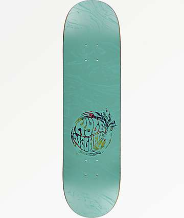 "Real Slickadelic Walker Iced 8.25"" Skateboard Deck"
