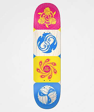 "Real Walker Cosmo Dots 8.25"" Skateboard Deck"