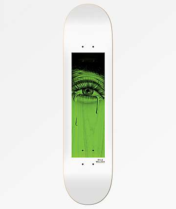 "Real Walker Optics 8.25"" Skateboard Deck"
