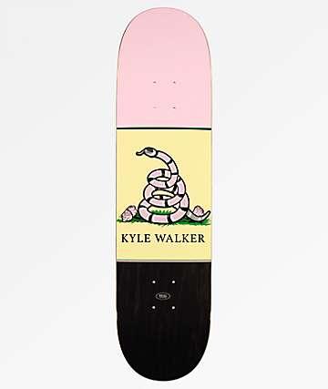 "Real Walker Outlaw 8.06"" Skateboard Deck"