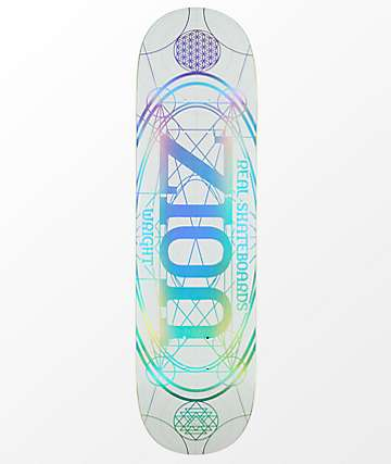 "Real Zion Oval 8.38"" Skateboard Deck"