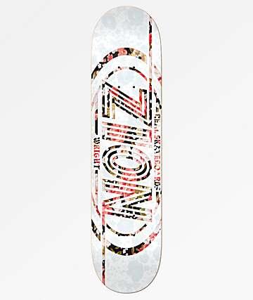 "Real Zion Perennial 8.06"" Skateboard Deck"