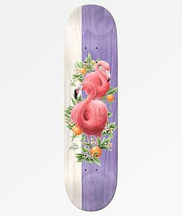 "Real Zion Wright Natural Domain II 8.25"" tabla de skate"