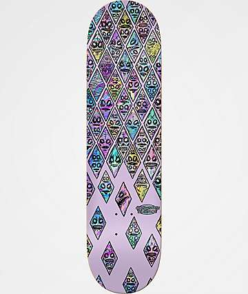 "Real x FOS Chima 8.25"" Skateboard Deck"