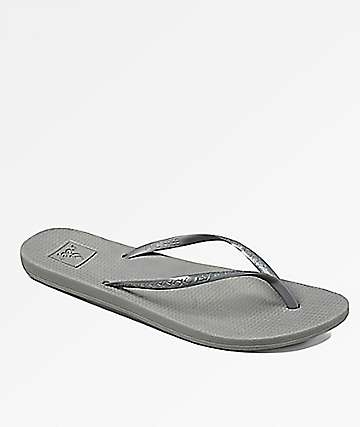 Reef Escape Lux Pewter Sandals