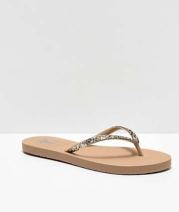 Reef Stargazer Tan Sandals
