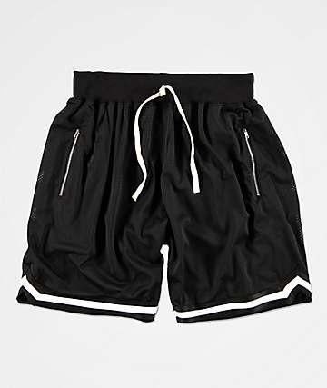 Renegade shorts deportivos en negro