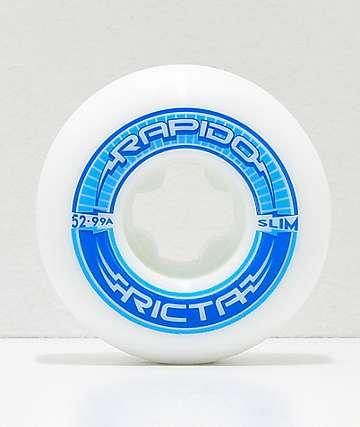Ricta Rapido Slim 52mm 99a Skateboard Wheels