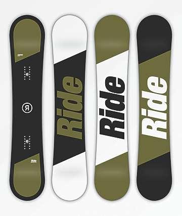 Ride Agenda 2019 tabla de snowboard
