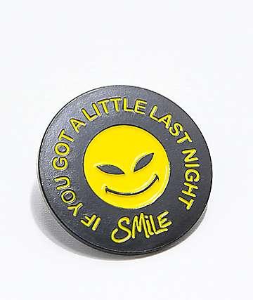 RipNDip Smile Pin