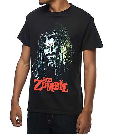 Rob Zombie Hellbilly Black T-Shirt