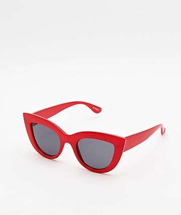 Rockabilly Red Sunglasses