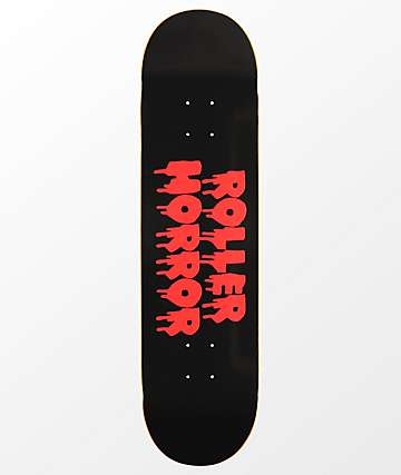 "Roller Horror Embroidery Team 8.0"" Skateboard Deck"