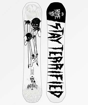 Rome Artifact Camber Snowboard