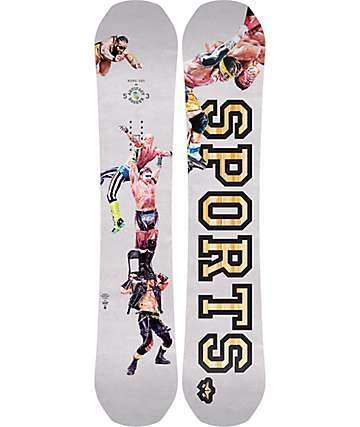 Rome Artifact Rocker 153cm Snowboard