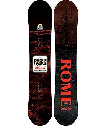 Rome Mechanic 150cm Snowboard