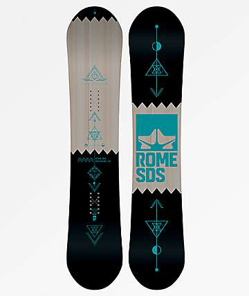 Rome Mechanic 2019 tabla de snowboard