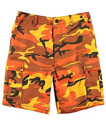 Rothco BDU Orange Shorts