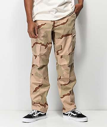 Rothco BDU Tri-Desert Camo pantalones cargo