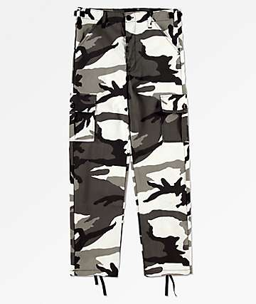 Rothco Boys BDU City Camo Cargo Pants
