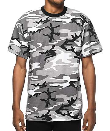 Rothco City Camo T-Shirt