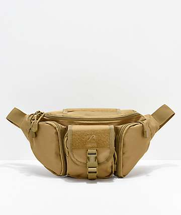 Rothco Coyote Brown Fanny Pack