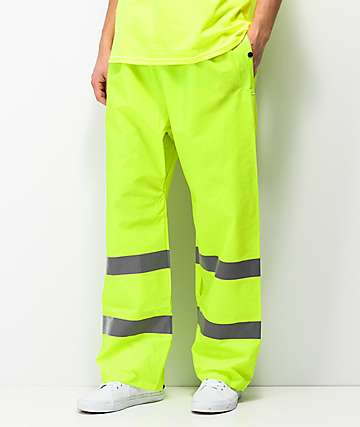 Rothco Elastic Waist Safety Pants