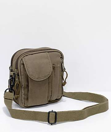 Rothco Excursion Organizer Olive Canvas Bag