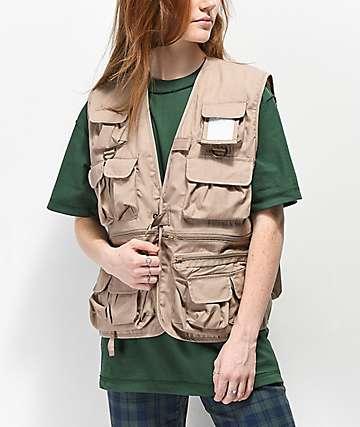 Rothco Khaki Utility Vest