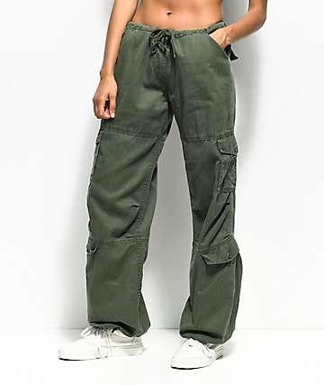 Rothco Olive Vintage Fatigue Pants