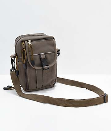 Rothco Passport Olive Crossbody Bag