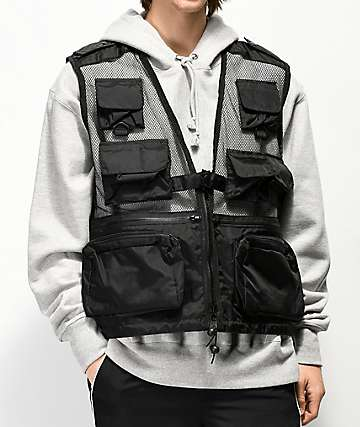 Rothco Recon Black Vest