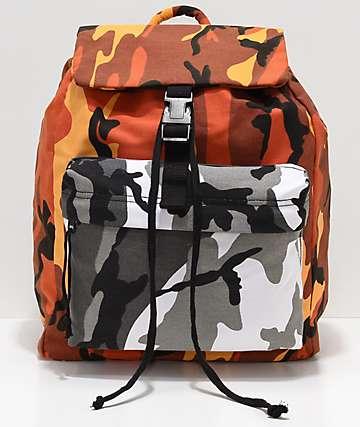 Rothco Savage Orange & City mochila de camuflaje