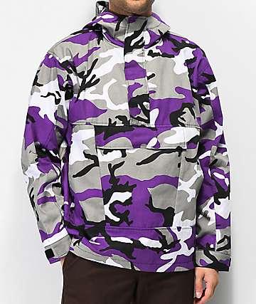 Rothco Ultra Violet Anorak Jacket