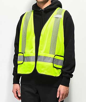 Rothco chaleco verde de alta visibilidad