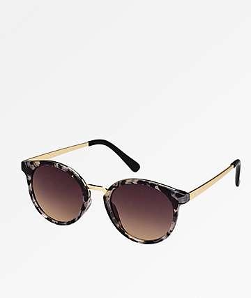 Rounds Tortoise Sunglasses