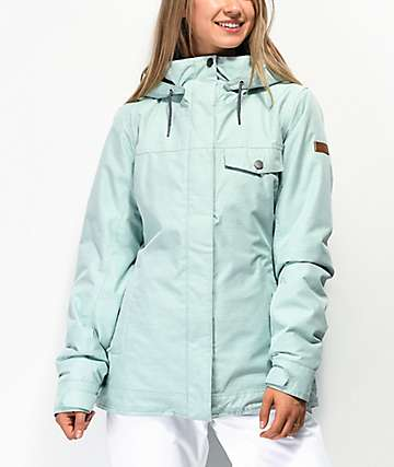 Roxy Billie Harbor Blue 10K Snowboard Jacket