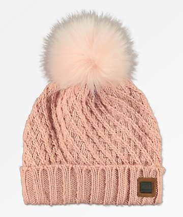 Roxy Blizzard Coral Cloud Beanie