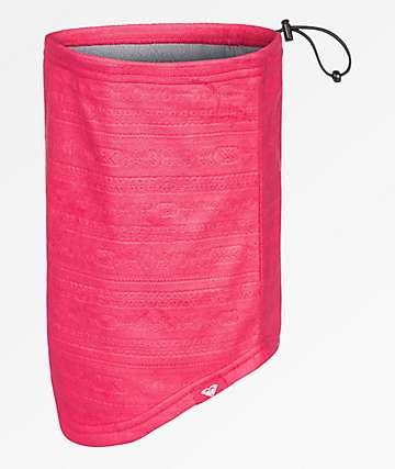 Roxy Cascade Tea Berry calentador de cuello