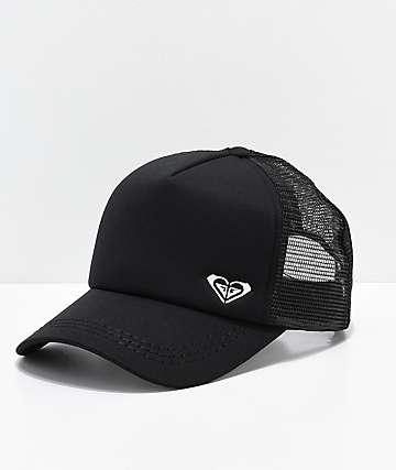 Roxy Finishline gorra de camionero negra