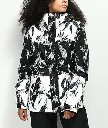 Roxy Jetty Block Love Letter 10K chaqueta de snowboard