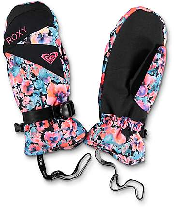 Roxy Jetty Madison Snowboard Mittens