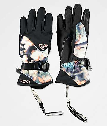 Roxy Jetty Water Of Love Snowboard Gloves