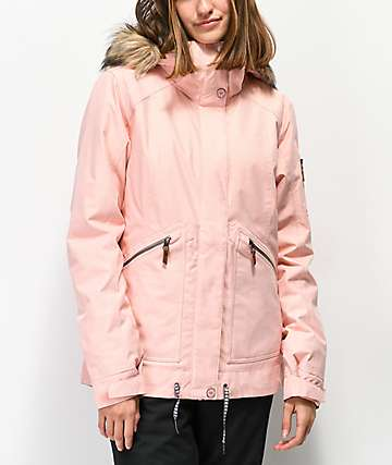 Roxy Meade Coral Cloud 10K Snowboard Jacket