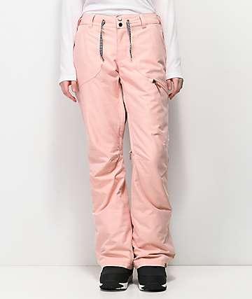 Roxy Nadia Coral Cloud pantalones de snowboard